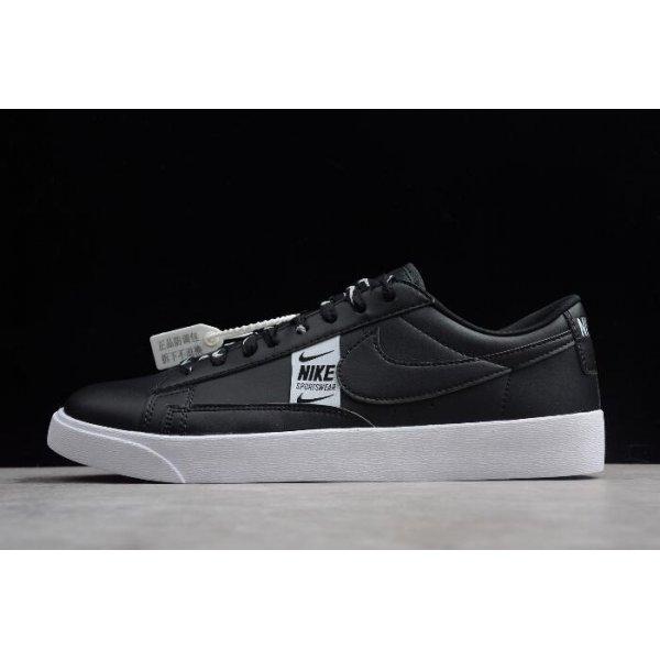 Nike Womens Blazer Low SE LX Valentines White/Black-Speed